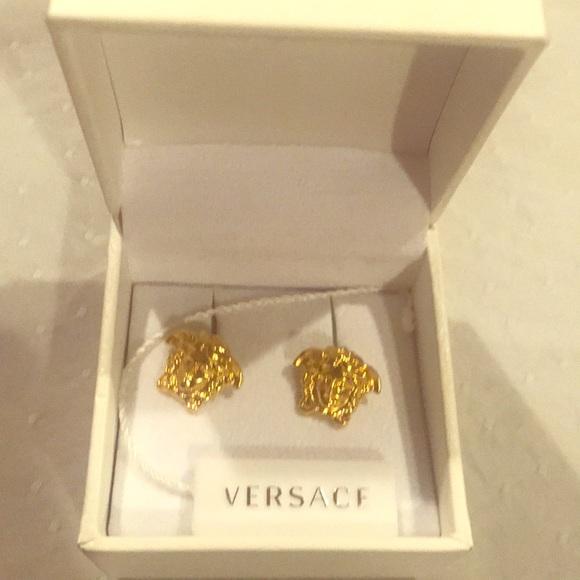 052f103b8 Versace Jewelry | Mens Stud Earrings | Poshmark